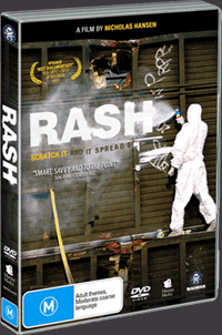 RASH DVD Cover